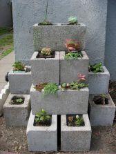 Cinder Block Garden Idea