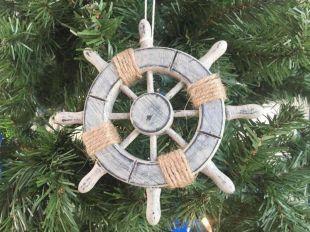 Decorative Rustic Christmas Trees