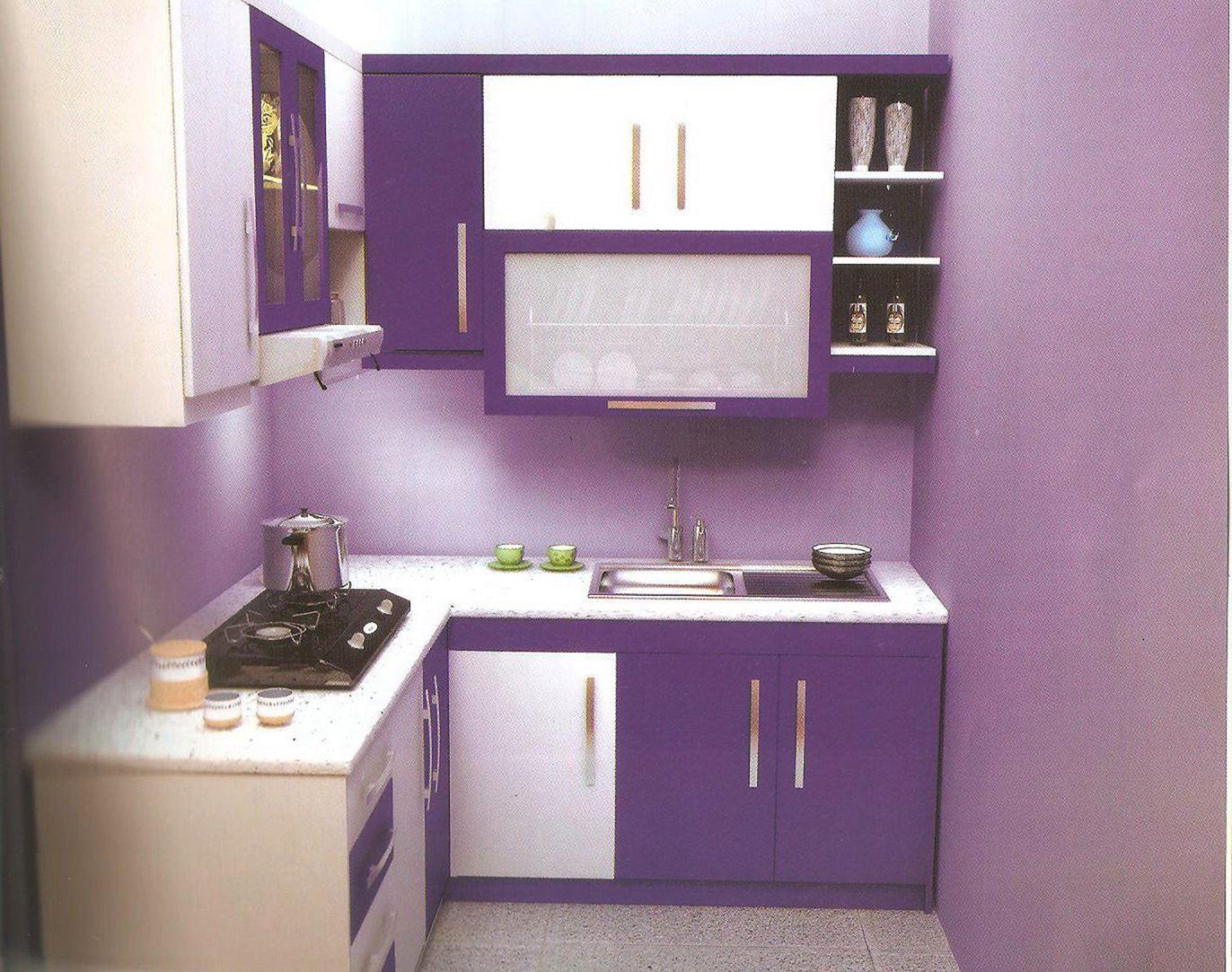 Design Modern Kitchen Set Minimalis Ideas Decoredo