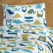 Dinosaur Bed Sheets