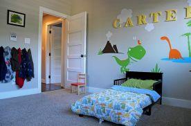 Dinosaur Bedroom for Kid Room