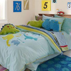 Dinosaurs Bedding Set