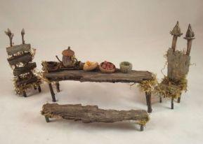 Fairy Furniture Idea