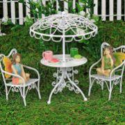 Fairy Garden Furnitures Idea