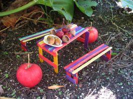 Fairy Garden Furnitures Ideas