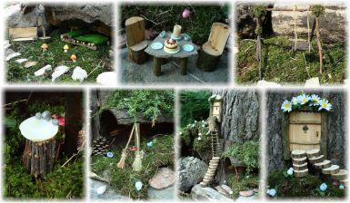 Fairy House Furniture Ideas