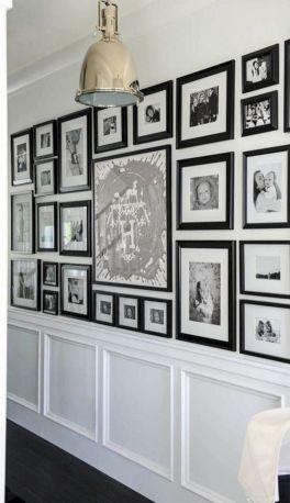 Frame Gallery Wall Idea