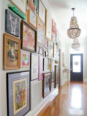Gallery Wall Ideas Design