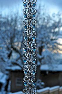 Glasses Rain Chain
