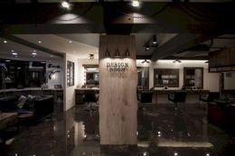 Hair Salon Interior Design 1