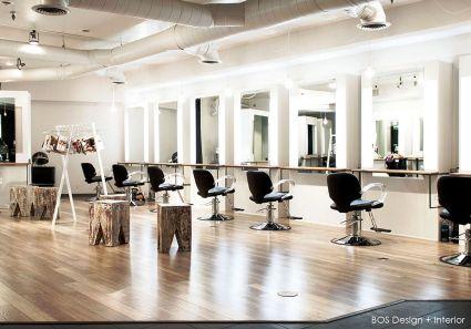 Hair Salon Interior Design 4