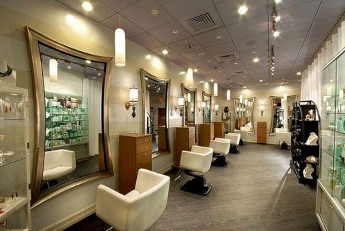 Hair Salon Interior Design Idea