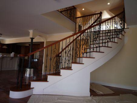 Home Stair Railing Designs