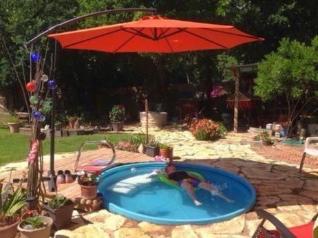 Inground Stock Tank Pool Ideas