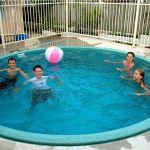 Kids Plastic Stock Tank Pool