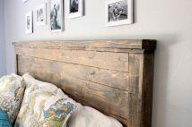 King Size Wood Headboard