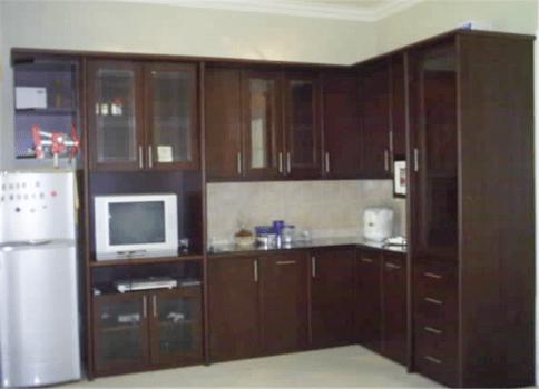 Kitchen Set Minimalis Design