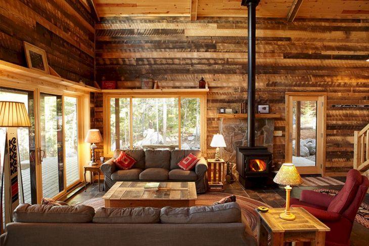 45 Popular Rustic Cottage Decorating Ideas – DECOREDO