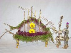 Making Fairy Furniture Ideas