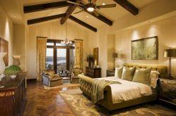 Mediterranean Master Bedroom Suite