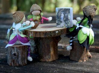 Miniature Fairy Furnitures