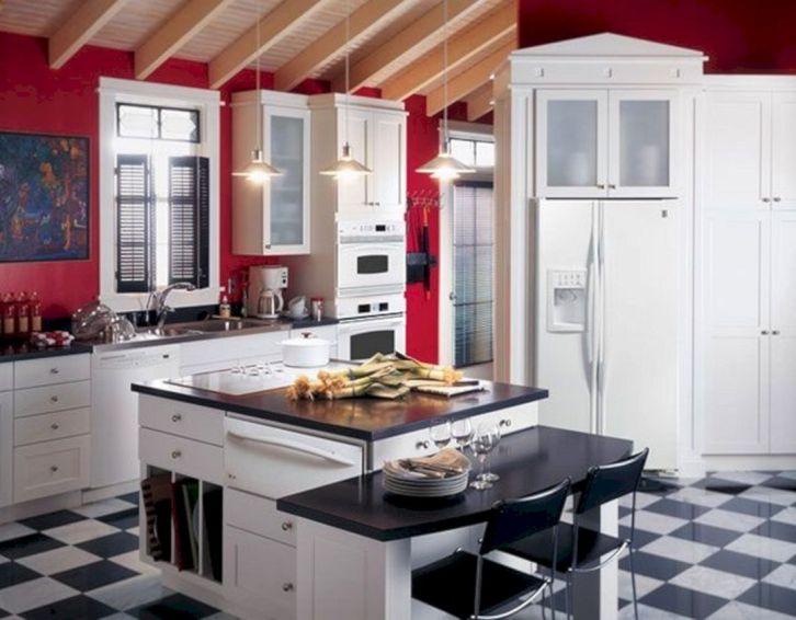 Minimalist Kitchen Design Color
