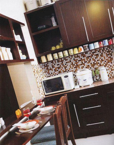 Modular Kitchen Set Minimalis Ideas