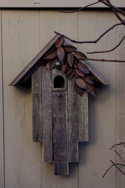 Most Popular Birdhouses Rustic in Your Garden 10