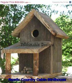 Most Popular Birdhouses Rustic in Your Garden 16