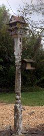 Most Popular Birdhouses Rustic in Your Garden 22