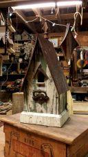 Most Popular Birdhouses Rustic in Your Garden 32