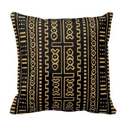 Mudcloth Pillows