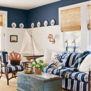 Nautical Home Decor Living Rooms