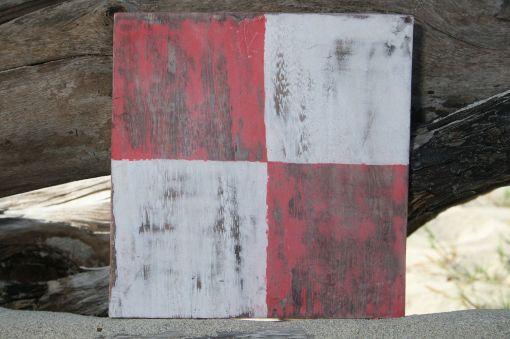 Nautical Rustic Wood Decor