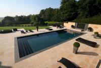 Outdoor Modern Swimming Pool