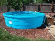 Plastic Stock Tank Pools