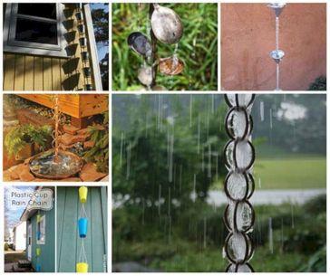 Rain Chain DIY Projects
