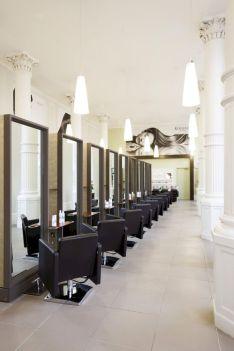 small hair salon design ideas hair salon design ideas photos - Beauty Salon Design Ideas