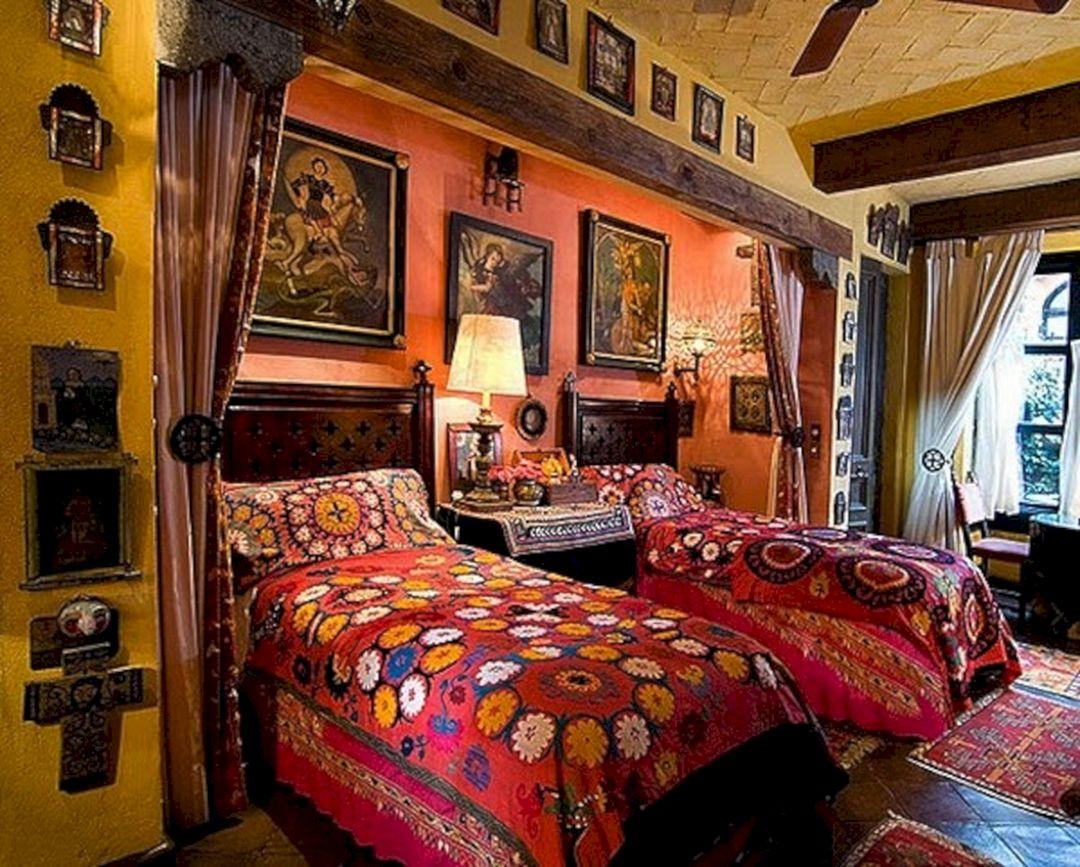 52 best and amazing spanish style bedroom furniture for Spanish style bedroom