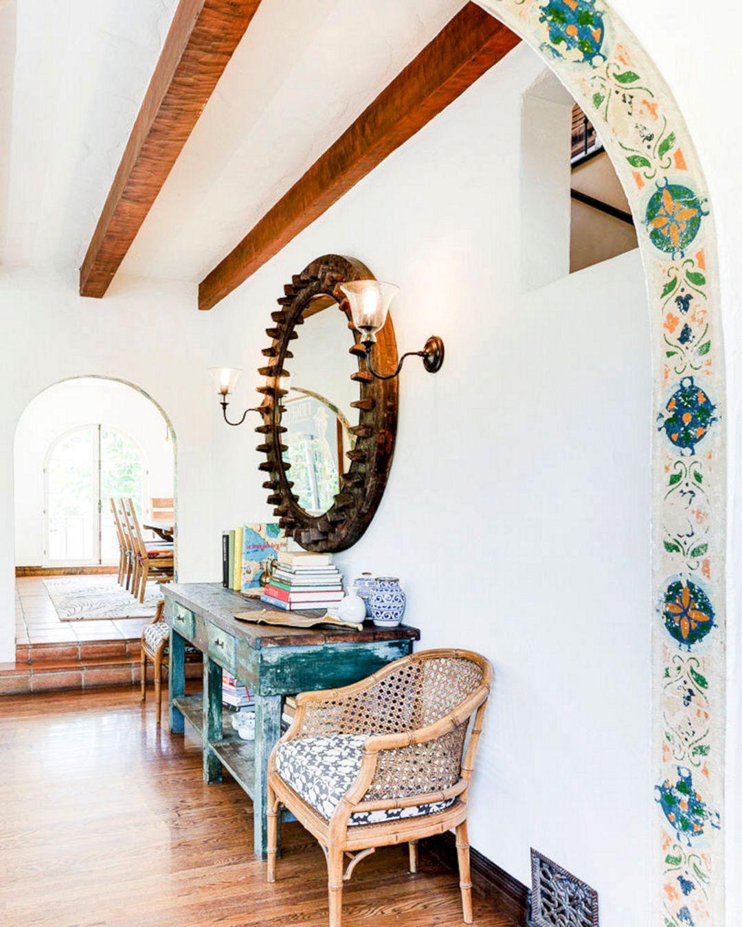 Spanish Style Furniture Design Ideas
