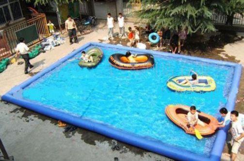Square Plastic Stock Tank Pool