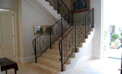 Steep Stair Dimensions