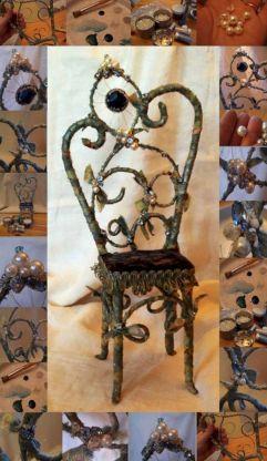 Twig Fairy Furniture