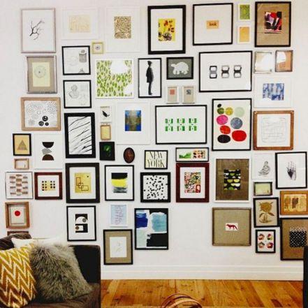 West Elm Wall Art Gallery