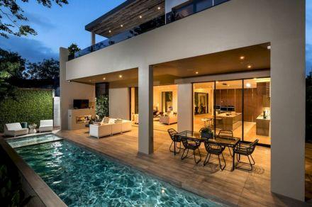 West Hollywood Modern Houses