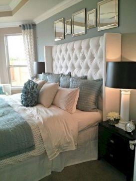 65 The Best Way to Beautify Your Bedroom Headboard 0022