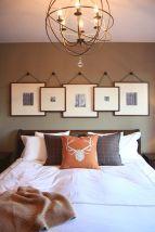 65 The Best Way to Beautify Your Bedroom Headboard 0048