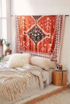 65 The Best Way to Beautify Your Bedroom Headboard 0050