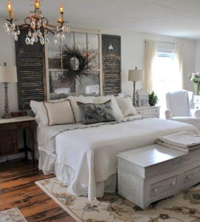 65 The Best Way to Beautify Your Bedroom Headboard 0057