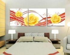 65 The Best Way to Beautify Your Bedroom Headboard 0064